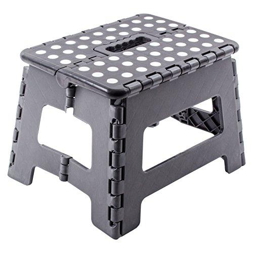 Trittstufe Kunststoff klappbar Anti Rutsch 22 cm Höhe…   04251460803816