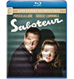 Saboteur [Blu-ray] [1942] [US Import]