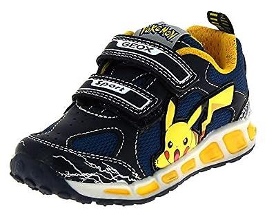 Zapatillas para niño, Color Azul, Marca GEOX, Modelo Zapatillas para Niño GEOX J Shuttle Boy Azul de Geox