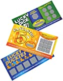 12 Joke Lotto Tickets - Lottery Tickets