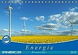 Energie - erneuerbar - Biomasse (Tischkalender 2019 DIN A5 quer): Energiewende - erneuerbare oder regenerative Energien, Biomasse - wichtige Säulen ... 14 Seiten ) (CALVENDO Wissen)