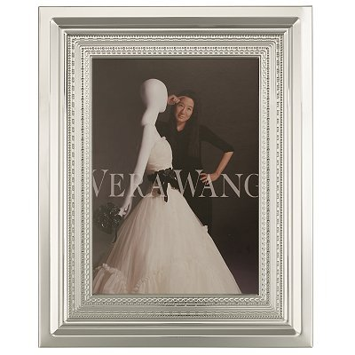 vera-wang-by-wedgwood-silver-plated-with-love-photo-frame-8-x-10-perfect-wedding-gift