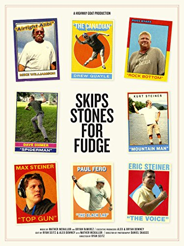 Skips Stones for Fudge