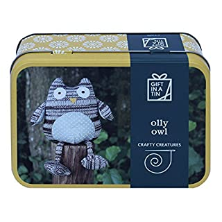 Apples to Pears Crafty Creatures Olly Owl