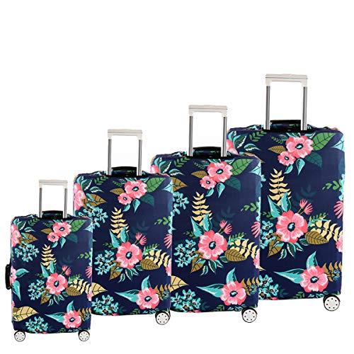 DyNamic 18 '- 32' Schutzgepäck Koffer Staubschutzfolie Elastic Anti Scratch Dekorationen - S