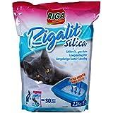 Riga 2766 Lit Litière Silica Doypack pour chat 2,2 kg