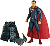 Mattel fhg05–DC MULTIVERSE Collector Figura di Justice League Movie Superman, 15cm