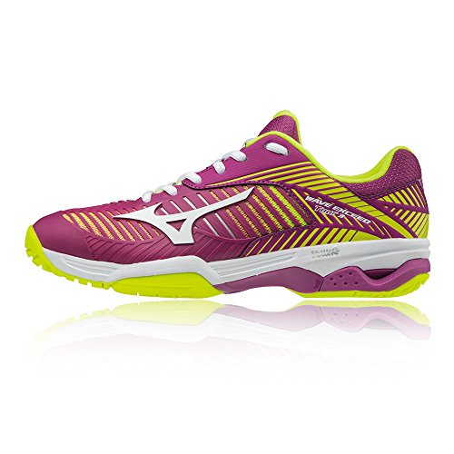 Mizuno Wave Exceed Tour 3 Women\'s All Court Zapatilla De Tenis - SS18-42.5