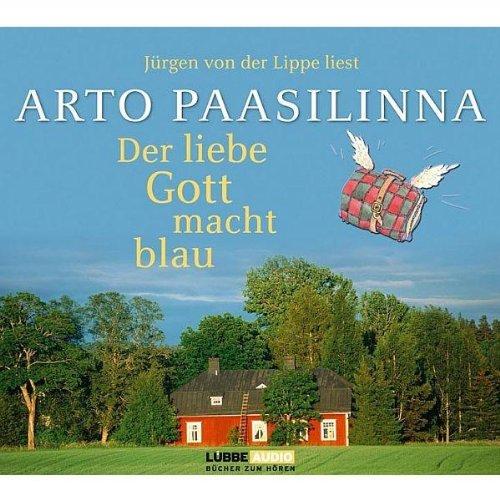 Buchseite und Rezensionen zu 'Der liebe Gott macht blau' von Arto Paasilinna