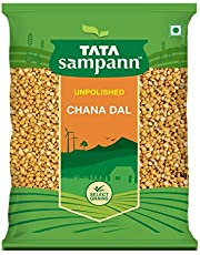 Tata SampannUnpolished Chana Dal, 1kg