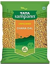 Tata Sampann Unpolished Chana Dal, 1kg
