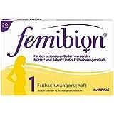 FEMIBION Schwangerschaft 1 D3+800 µg Folat Tabl. 30 St Tabletten