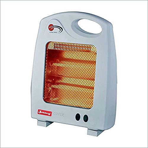 JetKing Room Heater for Winter 800-Watt with Safety Mesh Grill
