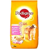 Pedigree Puppy Dog Food, Chicken And Milk, 10 Kg Pack