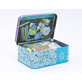 Fashion a Flower Fairy - Gift in a Tin - Apples to Pears
