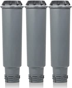 EA8005 3x Water Filter Grey For Espresseria Automatic EA8000 EA8000pn EA8010