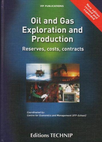 Oil and Gas Exploration and Production par D Babusiaux