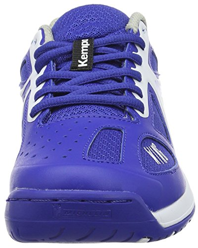 Kempa Fly High Wing Junior, Scarpe da Basket Unisex – Adulto Multicolore (01)
