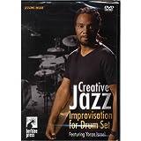 Creative Jazz Improvisation For Drum Set. Pour Batterie - Best Reviews Guide