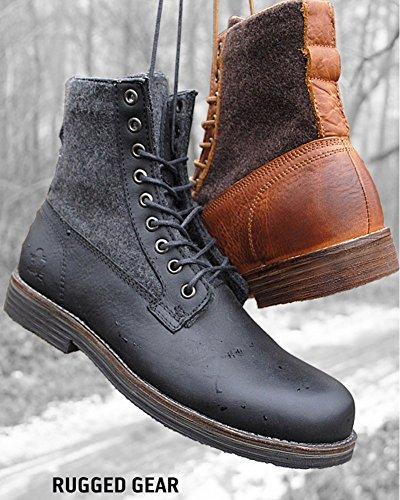 Boots Rugged Gear Noir