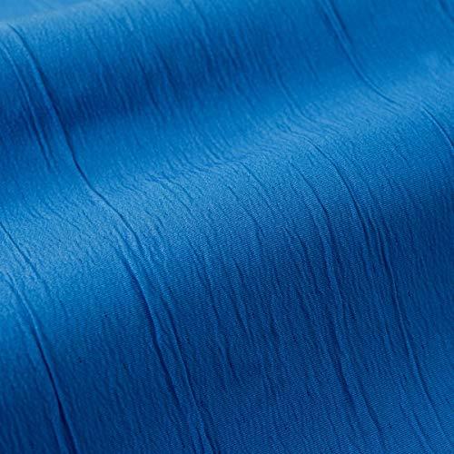 Rollos Polyester,Bleiband Saum & Viebahn GmbH & Co lichtdurchlässig KG Gardinenstoff Vorhangstoff UNO Uni rot Meterware für Gardinen Blickdicht Vorhänge schwer entflammbar
