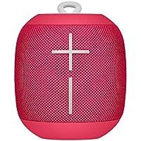 Ultimate Ears WonderBoom Bluetooth Lautsprecher (wasserdichter 360°-Sound) - Himbeere