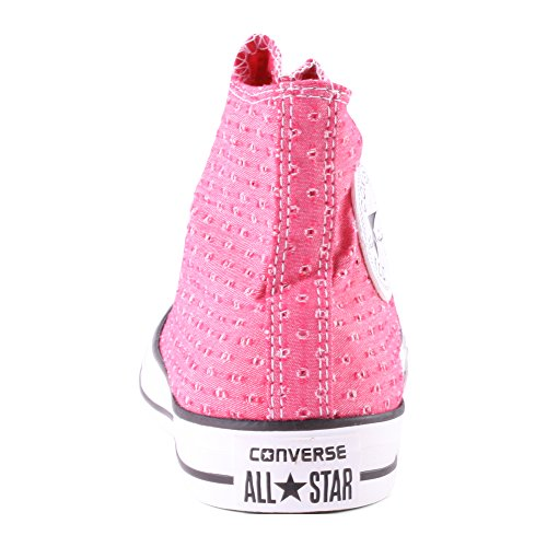Converse Chuck Taylor All Star Hi, Baskets mode mixte adulte Rose