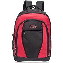 Cosmus Edison Black 39 litre - 3 compartment School Bag
