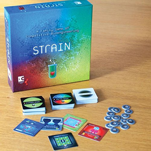 Copernicus Strain: The Bioengineering Game by Copernicus