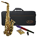 Sonata SAS701 Saxophone Alto Eb Doré