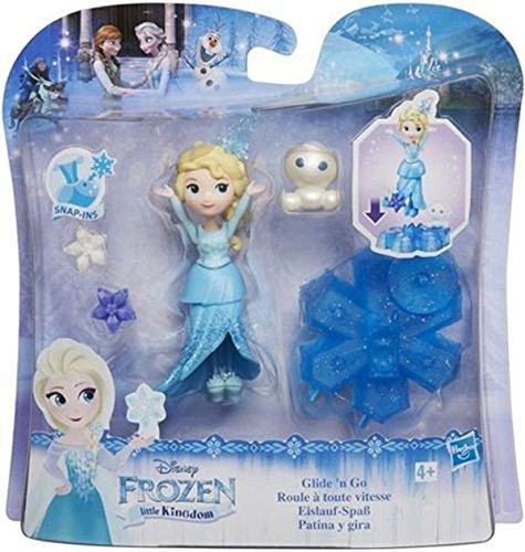 Hasbro Frozen Little Kingdom Glide 'N Go - Elsa (B9873Eu40)