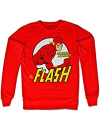 The Flash - Fastest Man Alive Sweatshirt (Red)