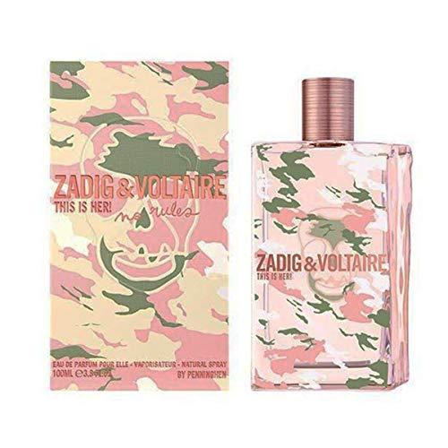 Zadig & Voltaire 57973 This Is Her! Eau de Parfum
