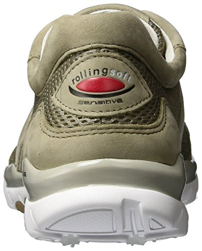 Gabor Damen Rollingsoft Sneakers Braun (visone 33)