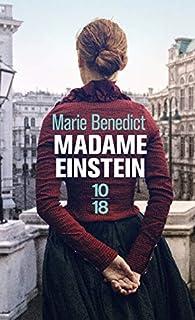 Madame Einstein par Marie Benedict