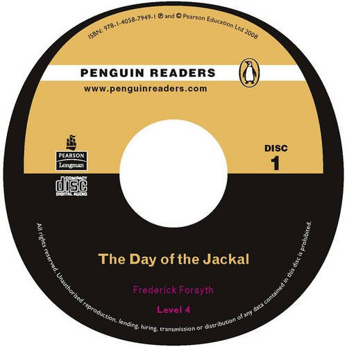 PLPR4:Day of the Jackal, The CD for Pack (Penguin Readers (Graded Readers))