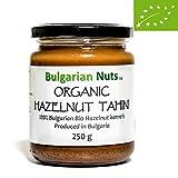 Burro di nocciole biologico / Tahini (250 g) - Bulgarian Nuts®