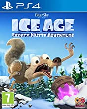 Ice Age: Scrat's Nutty Adventure PS4 - PlayStation 4