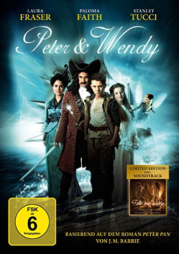 Peter & Wendy (Limited Edition inkl. Soundtrack) [DVD + CD] (Faith-dvd Paloma)