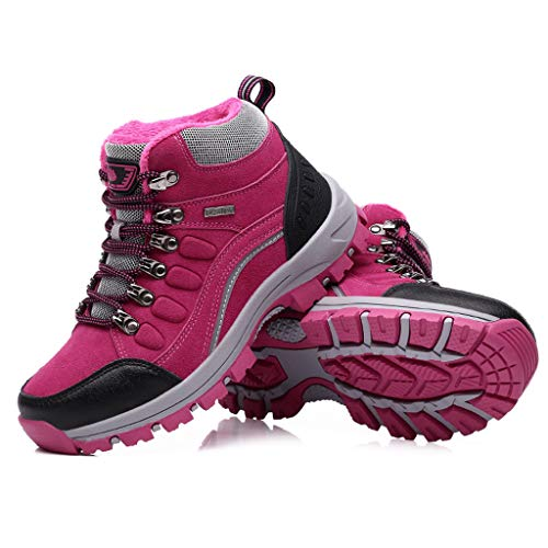 Fascino-M』 Wanderschuhe Wasserdicht Trekking Schuhe Herren Damen Sports Outdoor Gleitsicher Hiking Boots Men Women Waterproof Trekking-& Wanderstiefel Dämpfung Sneaker
