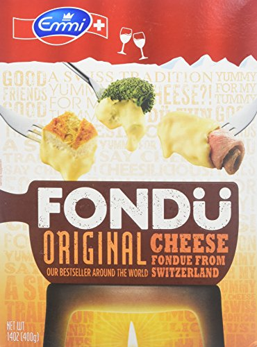 Fondue Käse - Fondue Suisse Original (Satz von 8) -
