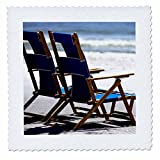 Best Beach Chair With Umbrellas - 3dRose Beach Chairs, Umbrella, Ship Island, Mississippi Review