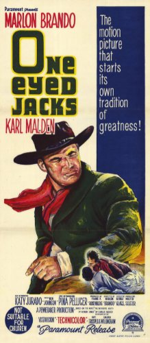 One Eyed Jacks Plakat Movie Poster (11 x 17 Inches - 28cm x 44cm) (1961) B