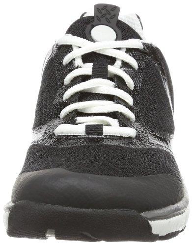 Superfit Lumis 200411 Unisex-Kinder Sneaker Schwarz (schwarz kombi 02)