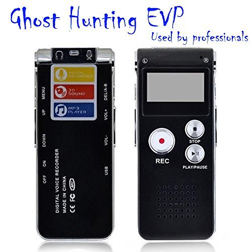 Ghost Hunting EVP digital recorder (Evp-ghost Voice Recorder)