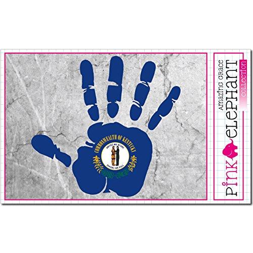 pinkelephant-aufkleber-kentucky-hand-fahne-21-cm-x-20-cm-finger-print-palm-slap-handabdruck-mano