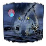 Premier Lampshades–Pantalla de Techo Pantalla de Lobo 15, 30,5 cm