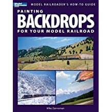 Painting Backdrops for Your Model Railroad