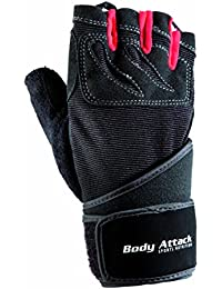 Body Attack Sports Nutrition Entrenamiento Guantes ultra, xx-large