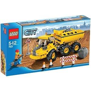 Lego City 7631 -  Kipper